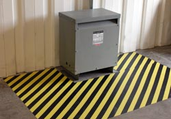 Osha Electrical Panel Floor Marking Compliance