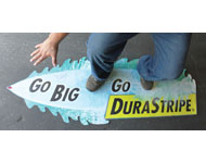 DuraStripe Custom Signs
